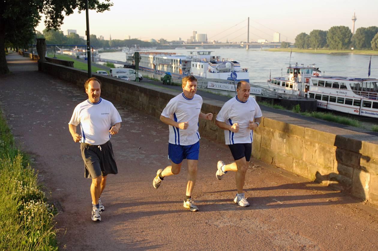 Το πρωί βάρη, το απόγευμα τρέξιμο…