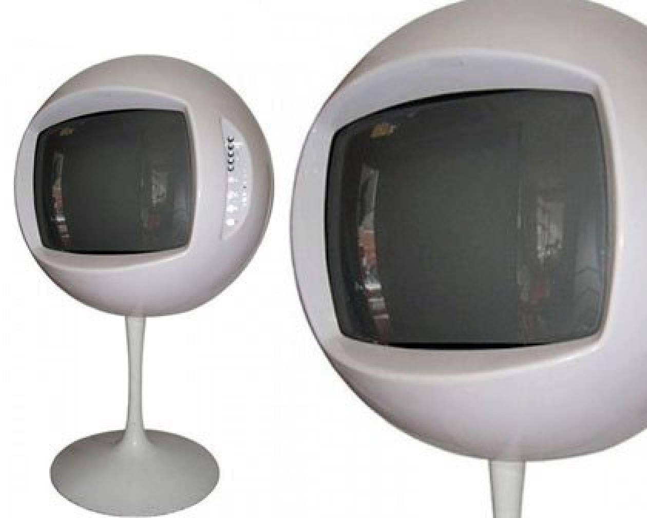 Space-age τηλεοράσεις στο σαλόνι σας