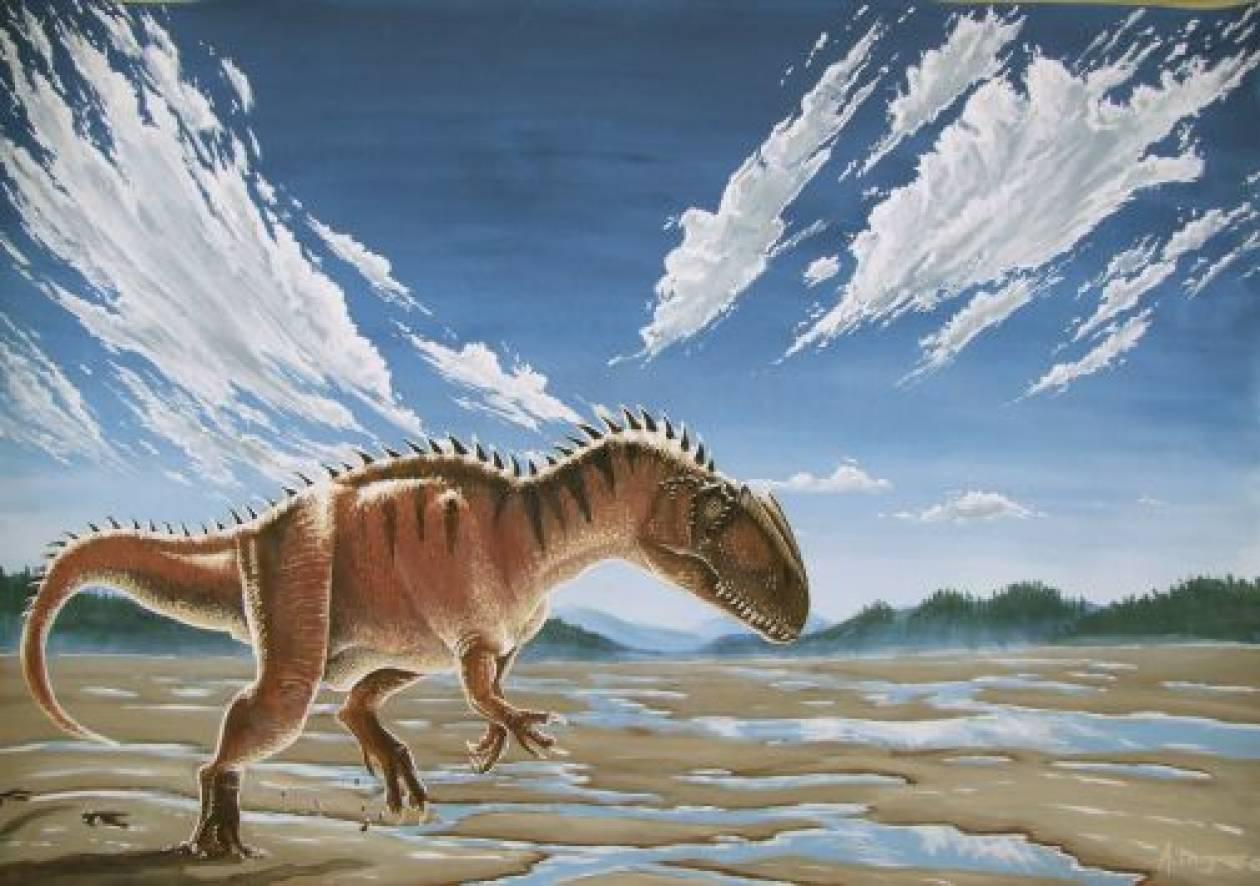 Βρέθηκε ο μεγαλύτερος δεινόσαυρος που ζούσε στη Βραζιλία