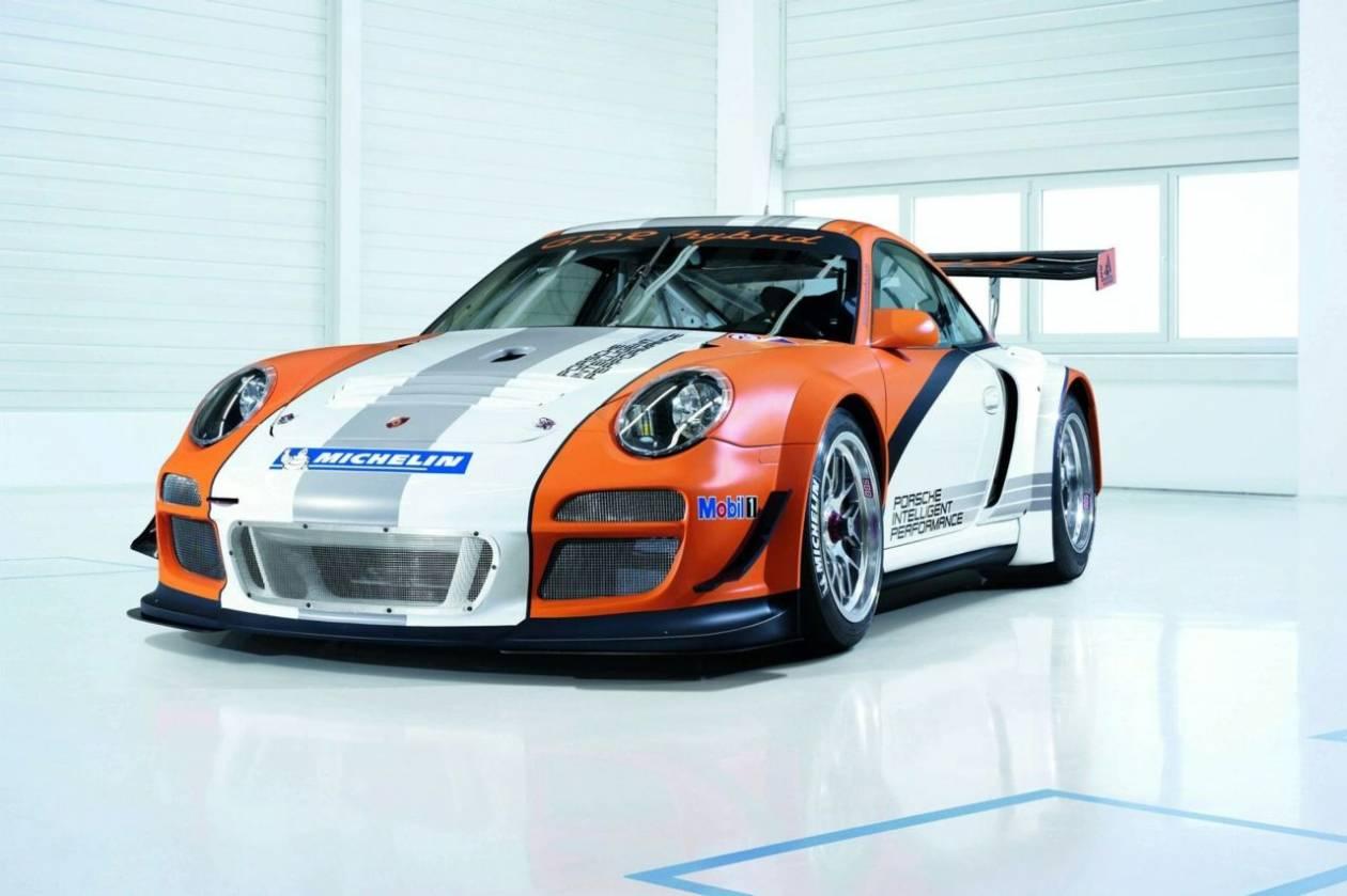 Porsche 911 GT3 R: Τώρα και σε υβριδική…