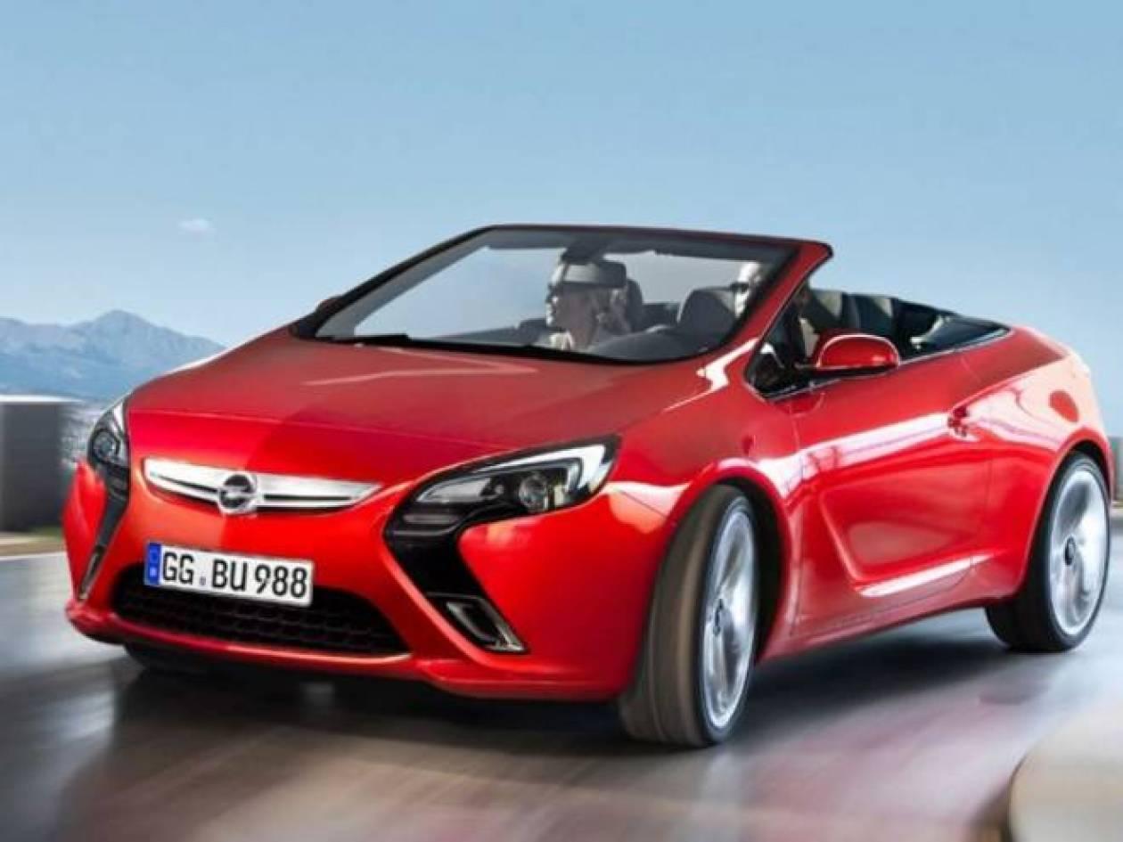Νέο Opel Cabrio