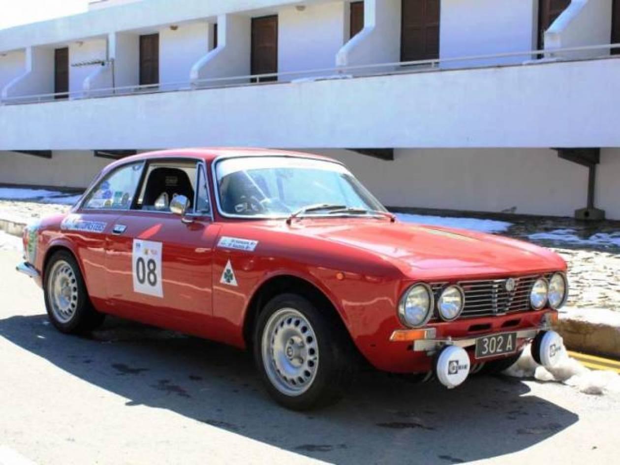 Ιστορικό Ράλλι Κύπρος 2011