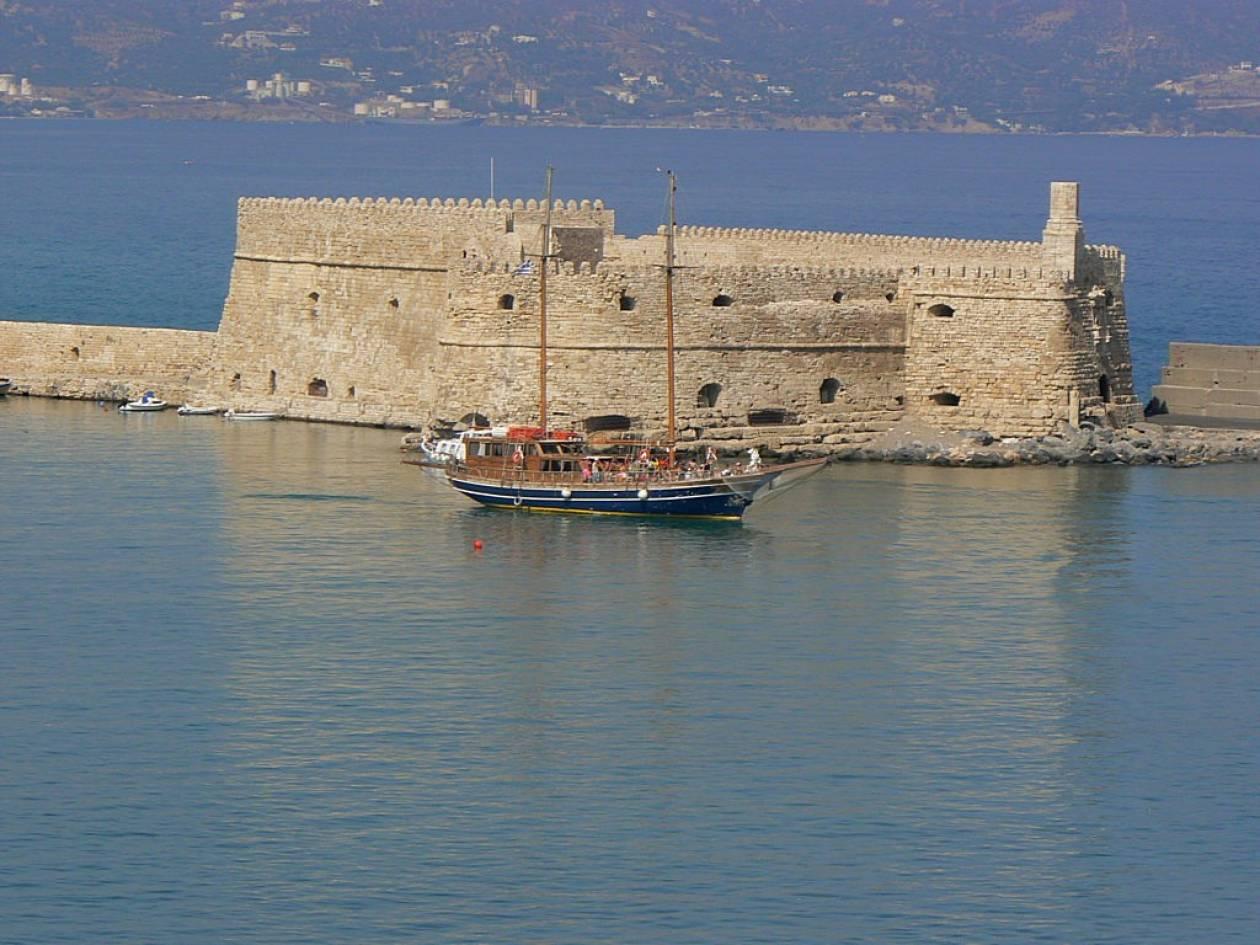 Διάρρηξη στο....Ενετικό Φρούριο του Κούλε!
