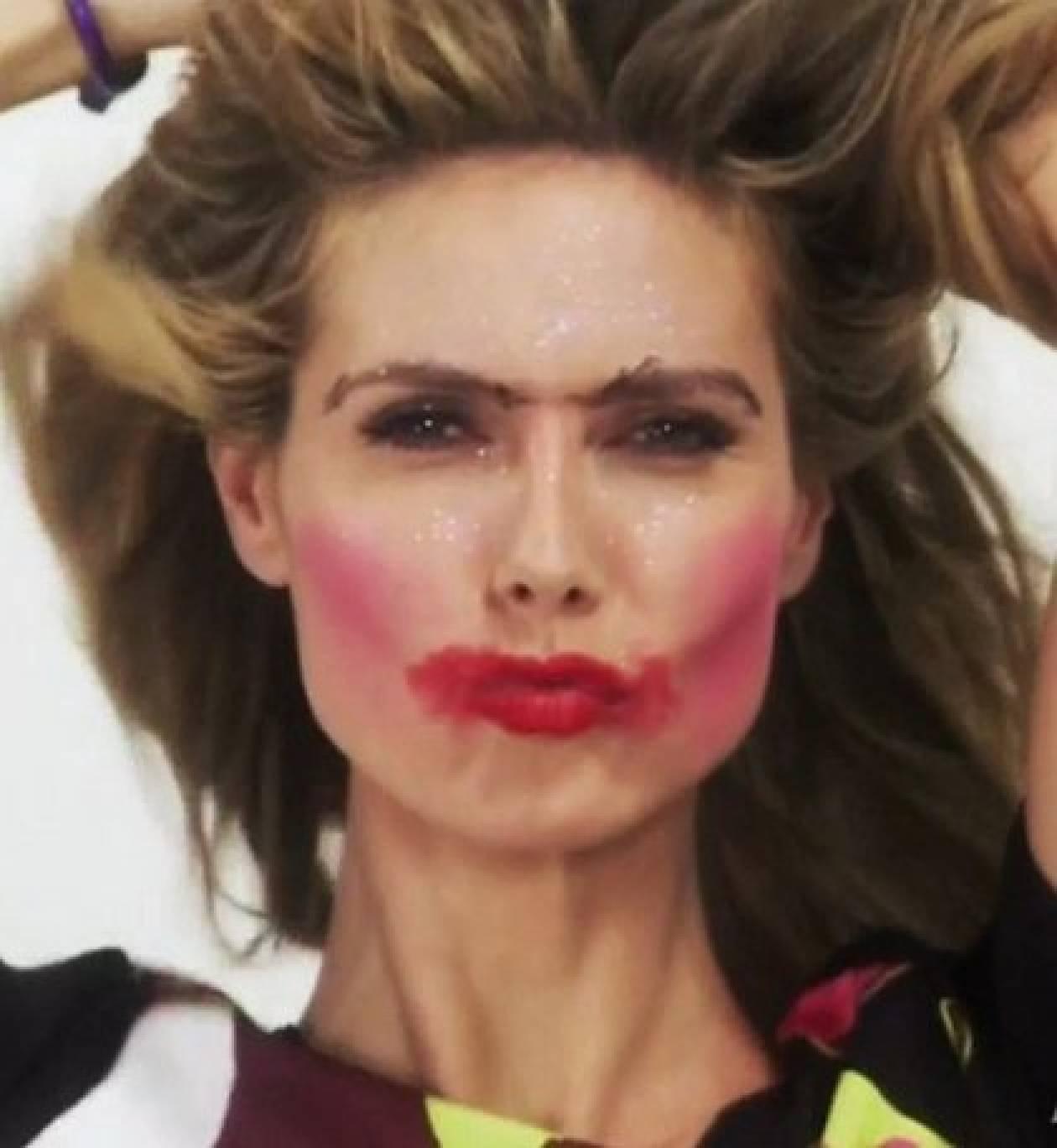 Υπάρχει ένα look της Heidi Klum που μπορείτε να πετύχετε απόλυτα