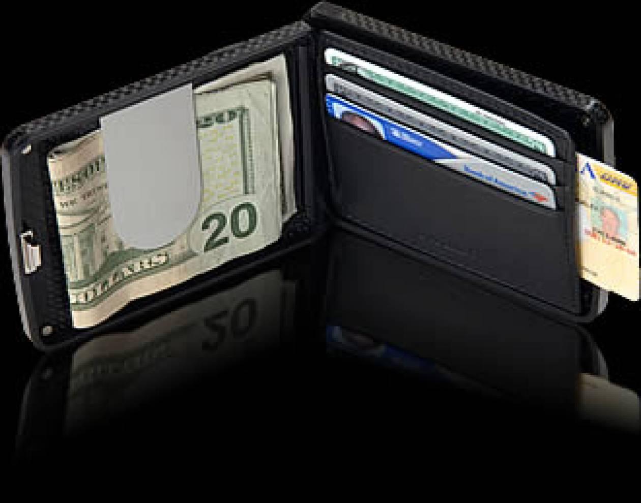 Πορτοφόλι που δεν ανοίγει στους… κλέφτες
