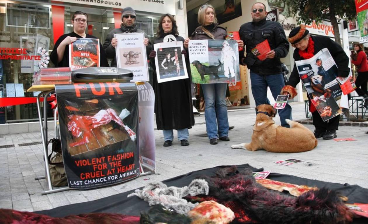 Δράση κατά της Φιλανδικής γούνας