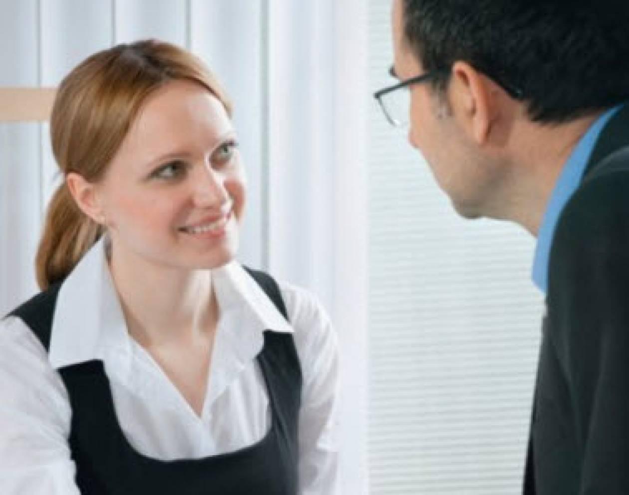 Καριέρα: «Διαβασμένη» στη συνέντευξη
