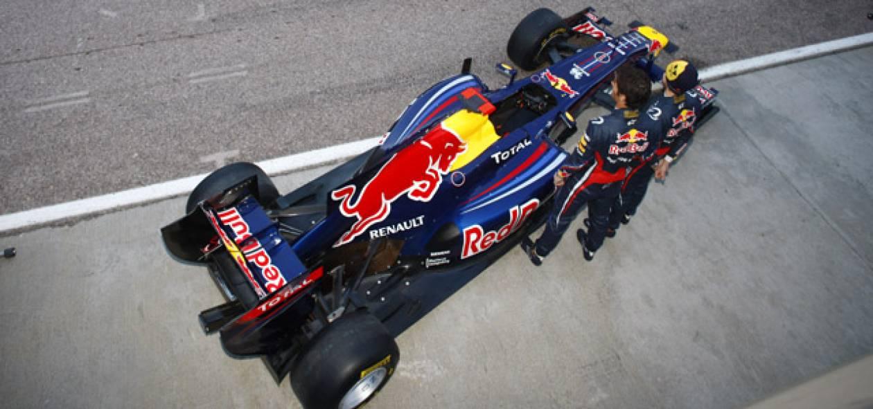 Τα γούρια του Vettel