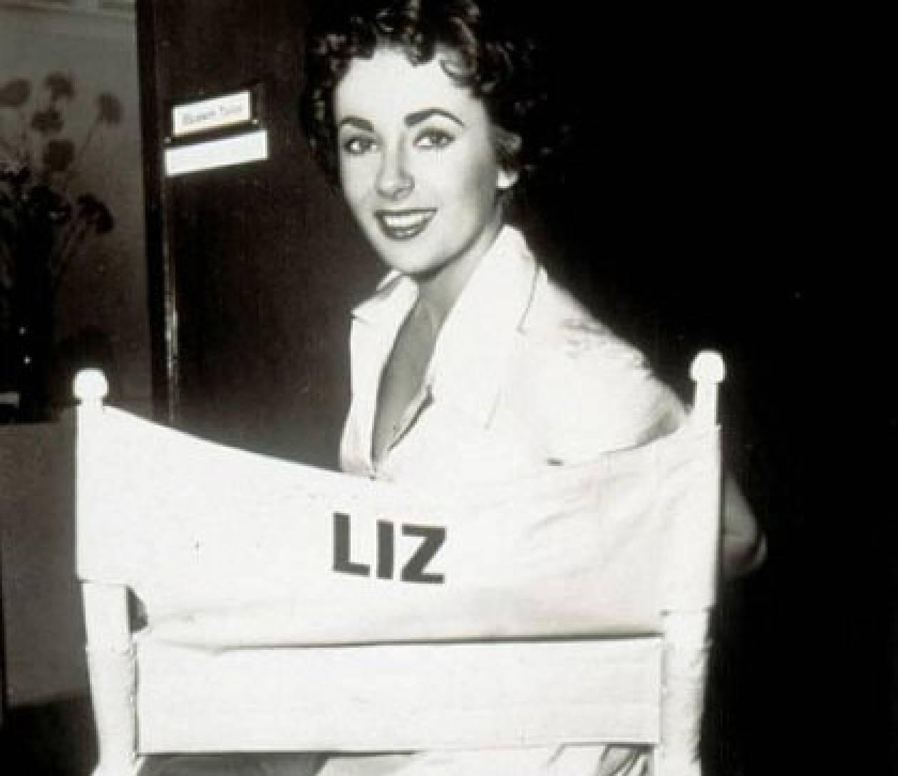 Ο όμορφος κόσμος της Elizabeth Taylor