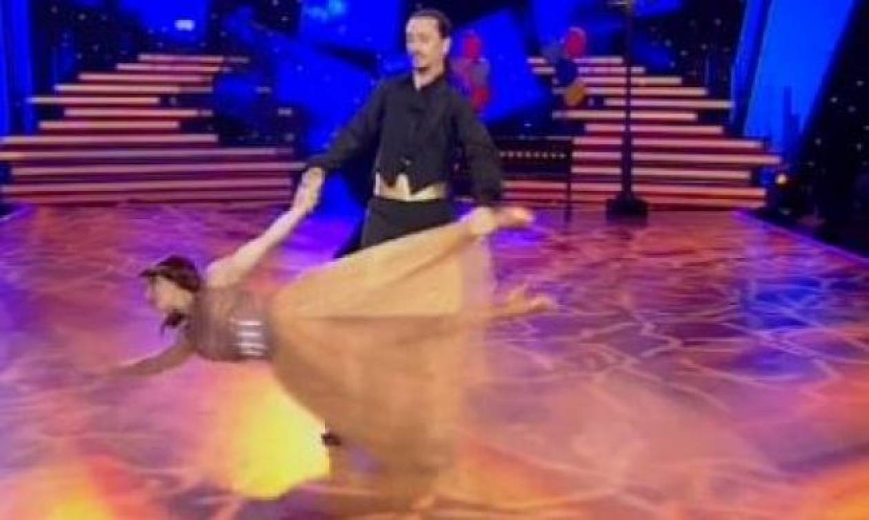 Dancing with the stars: To χορευτικό της Μαρίας Τσουρή