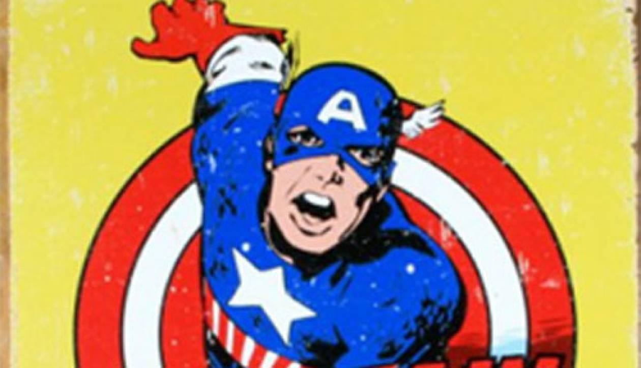 Ο «Captain America» πίσω στη μεγάλη οθόνη