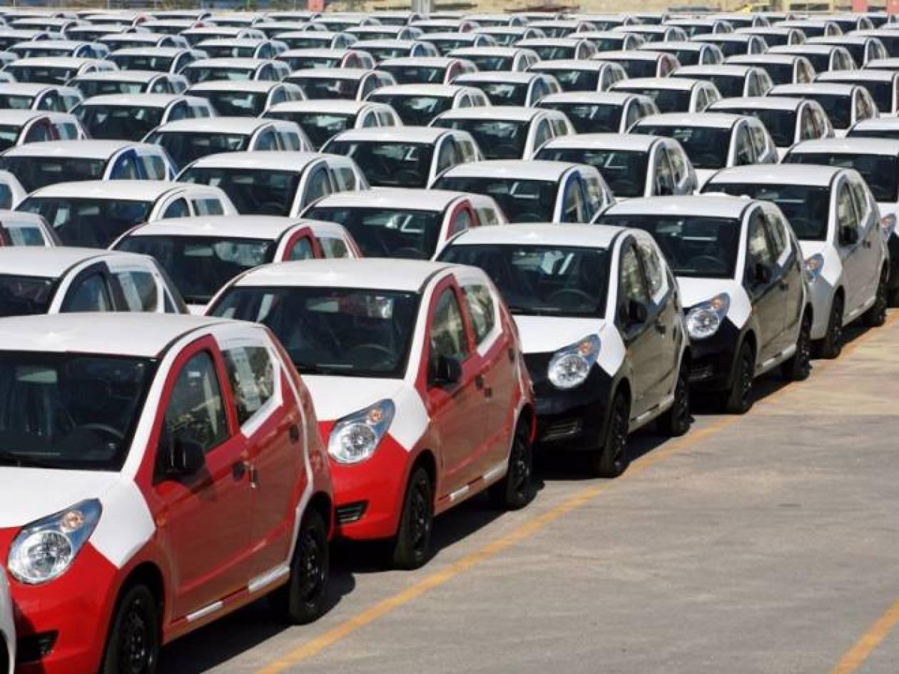 Σημαντική πτώση στις πωλήσεις αυτοκινήτων