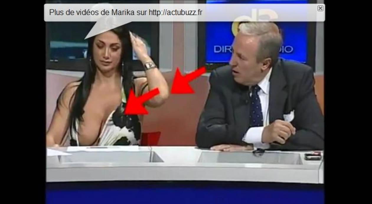 Η sexy Marika Fruscio… αποκαλύπτεται!