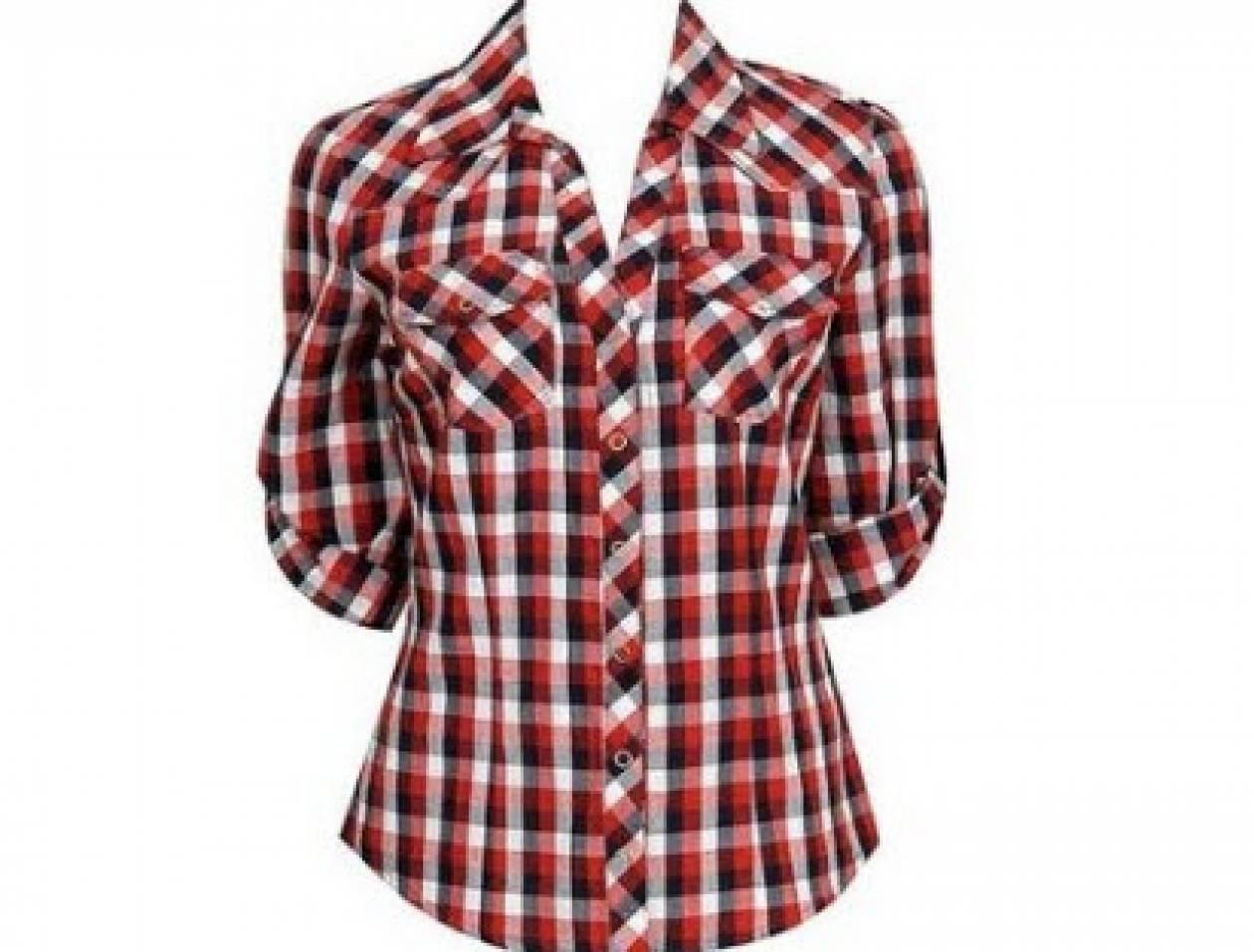 Καρό πουκάμισο: Πώς να μη μοιάζω με γελαδάρισσα