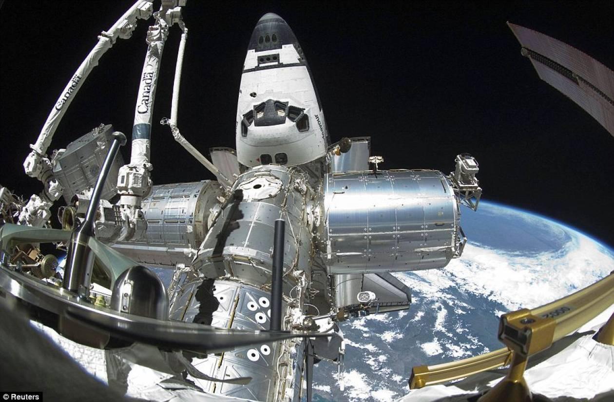 Ολοκληρώθηκε ο Διεθνής Διαστημικός Σταθμός