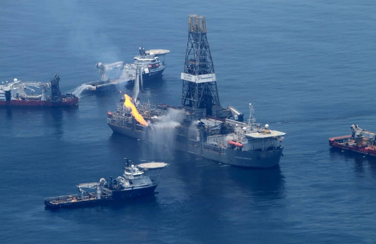 Το 2012 οι διαγωνισμοί για τις γεωτρήσεις πετρελαίου
