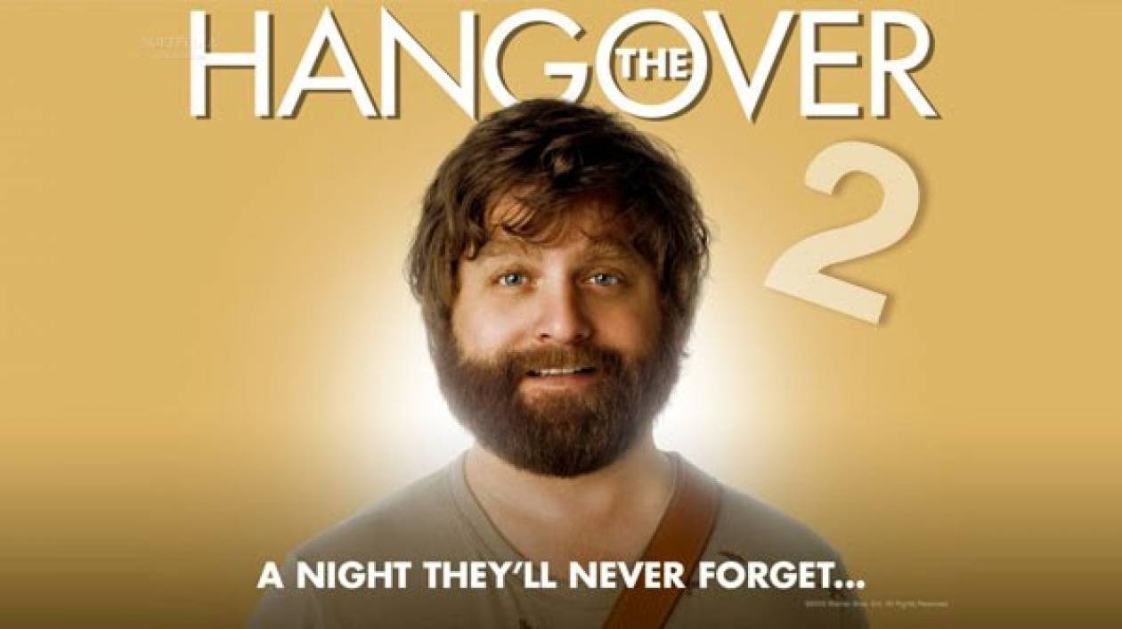 """Σαρώνει το """"Hangover II"""""""