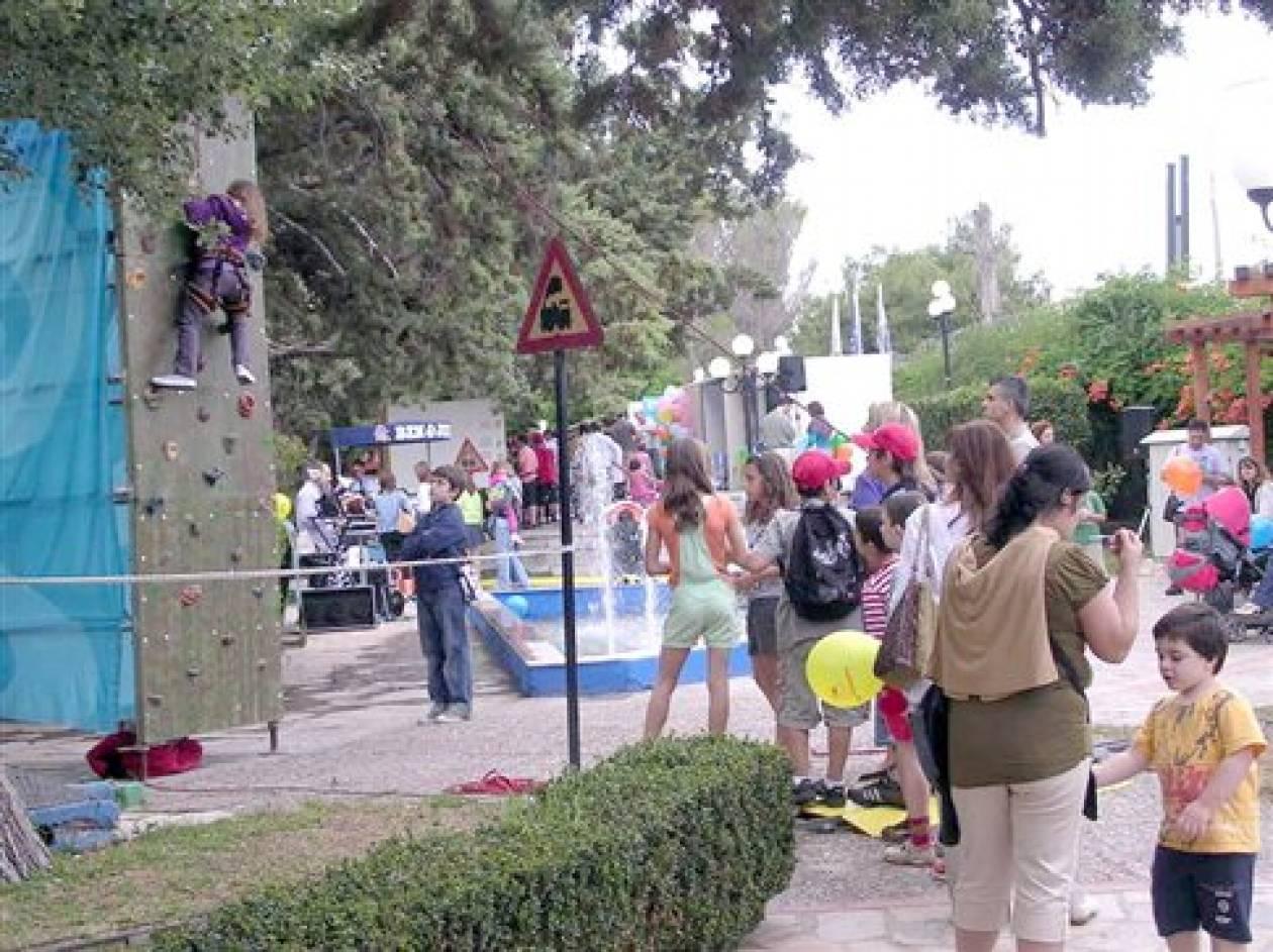 Φεστιβάλ Περιβάλλοντος στο Πάρκο Νέου Ψυχικού
