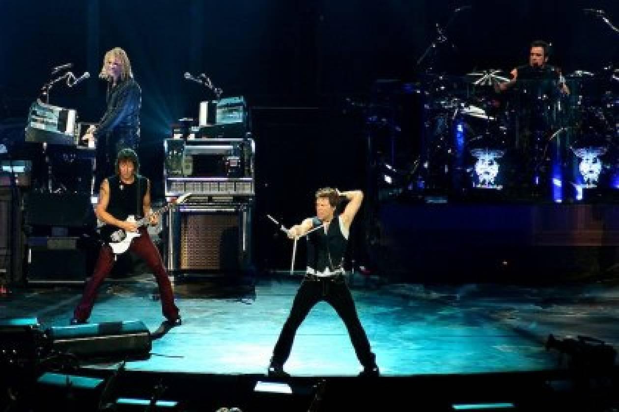 Οι Bon Jovi σε αριθμούς