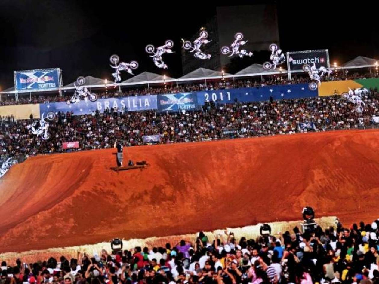 X-Fighters World Tour 2011