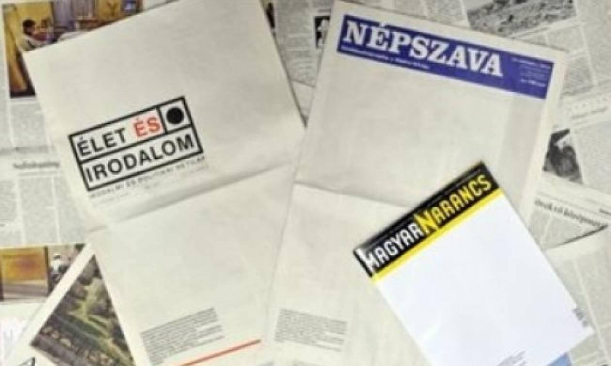 Οι διαπραγματεύσεις με την τρόικα στις εφημερίδες