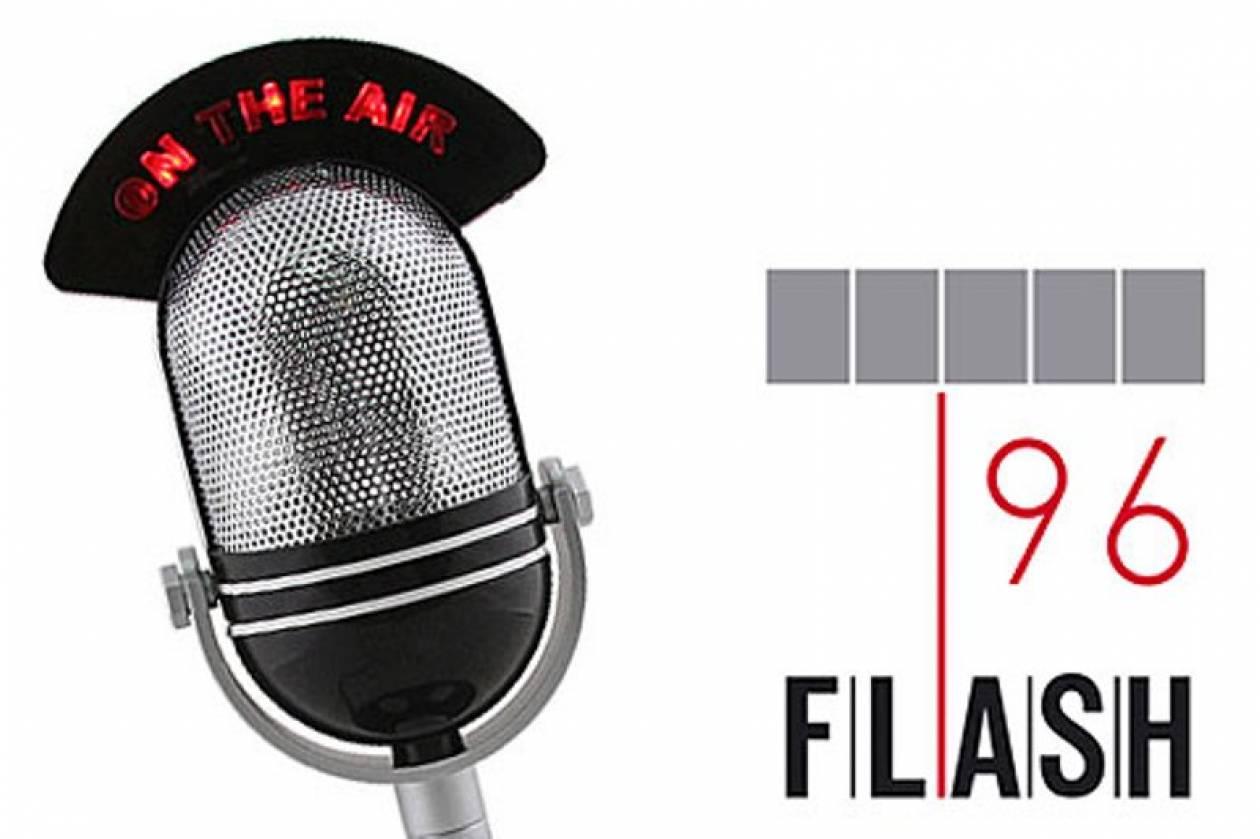 Στάση εργασίας στον «Flash 96″