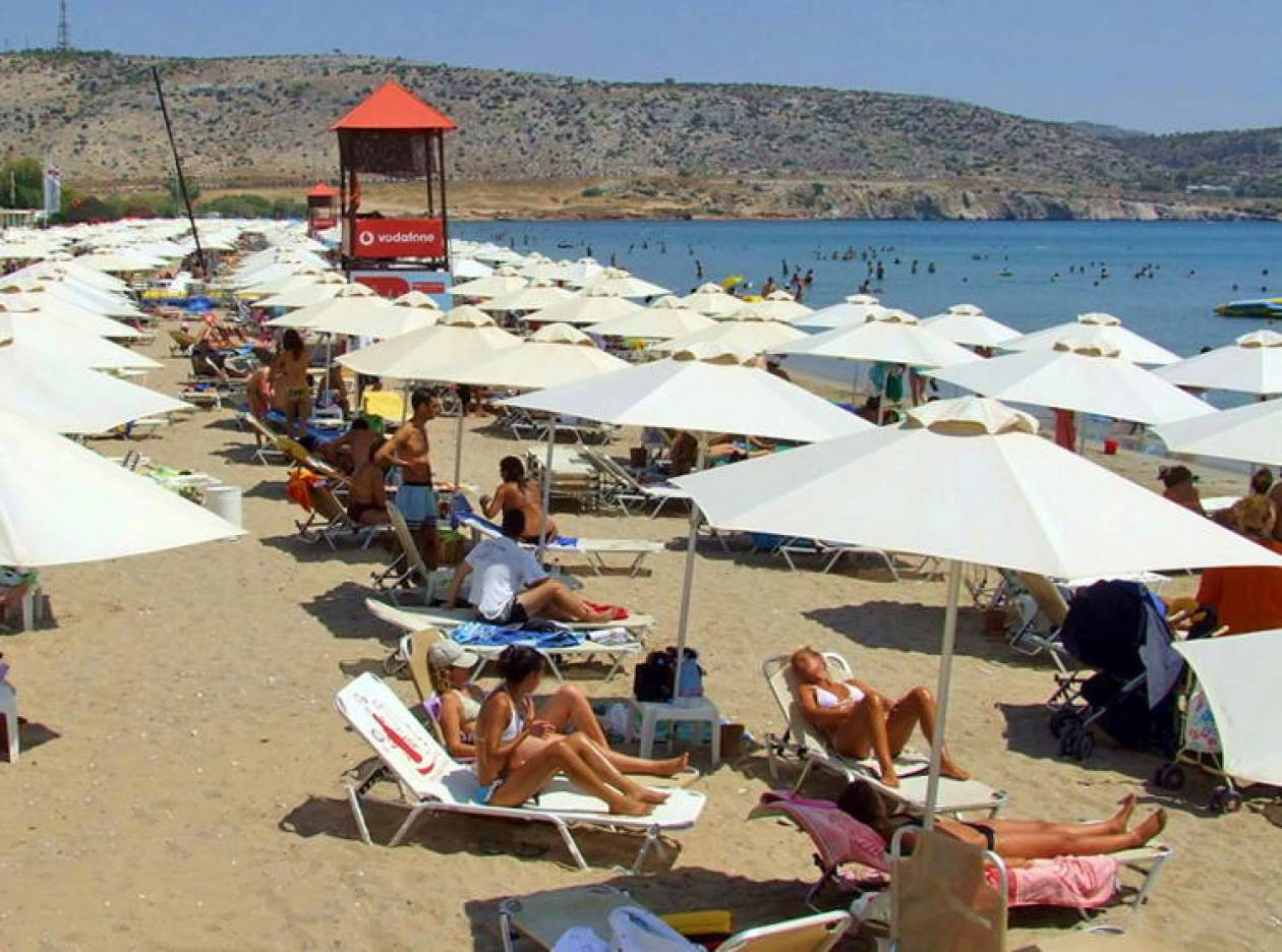 """""""Δεν πληρώνω"""" τώρα.. και στις παραλίες"""