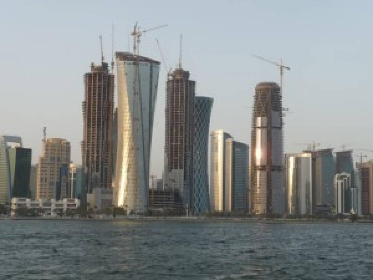 Στρατιωτική άσκηση του Κατάρ στην Ξάνθη