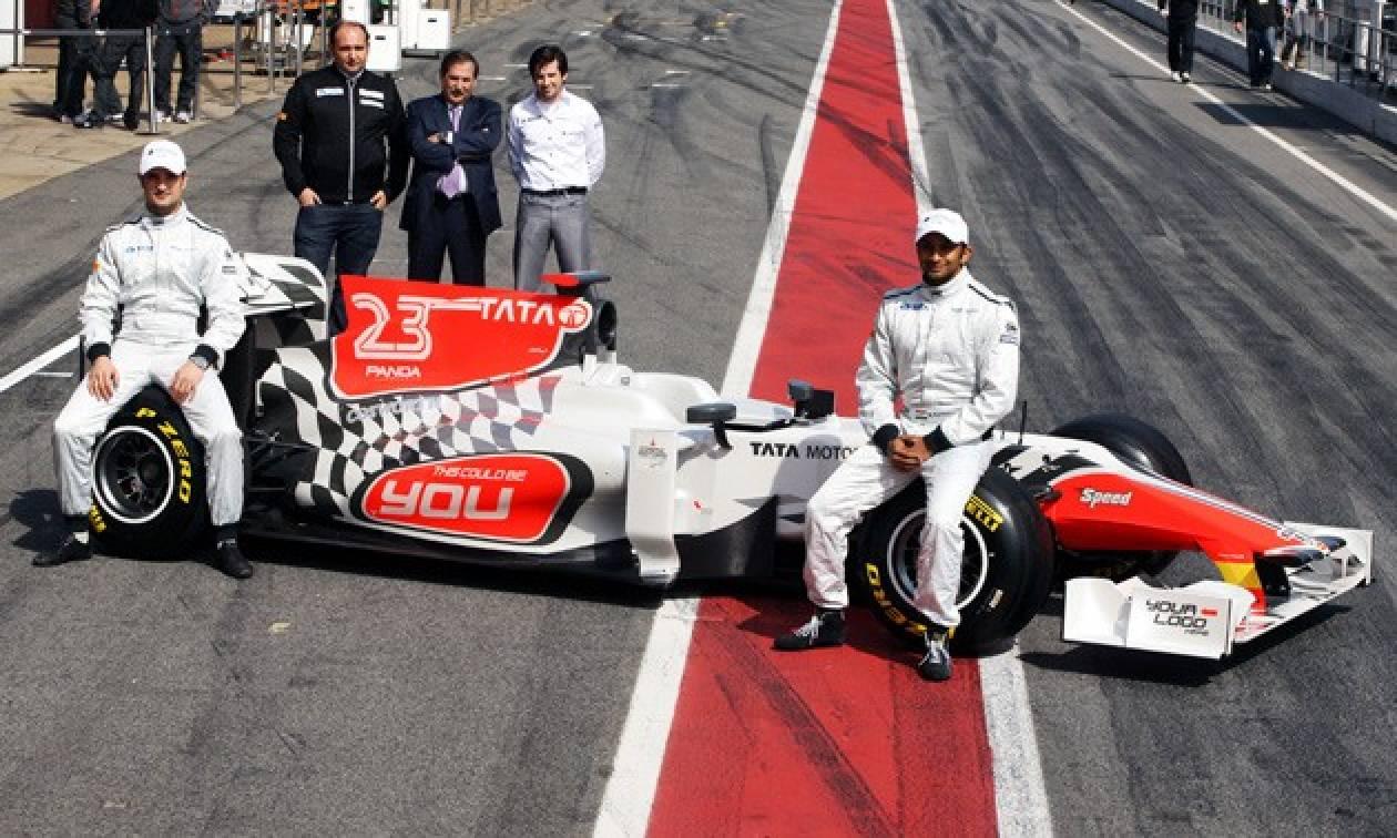 Αλλαγή στο ιδιοκτησιακό της Hispania Racing