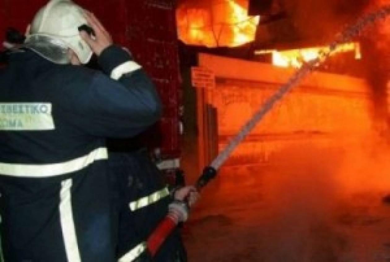 Μεγάλη φωτιά τώρα στη Χίο!