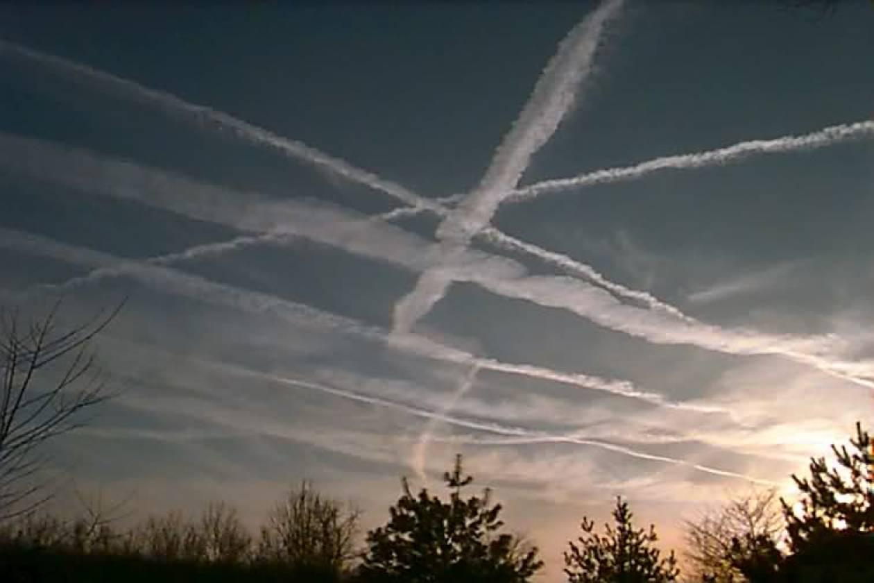 Τα αεροπλάνα επηρεάζουν τον καιρό