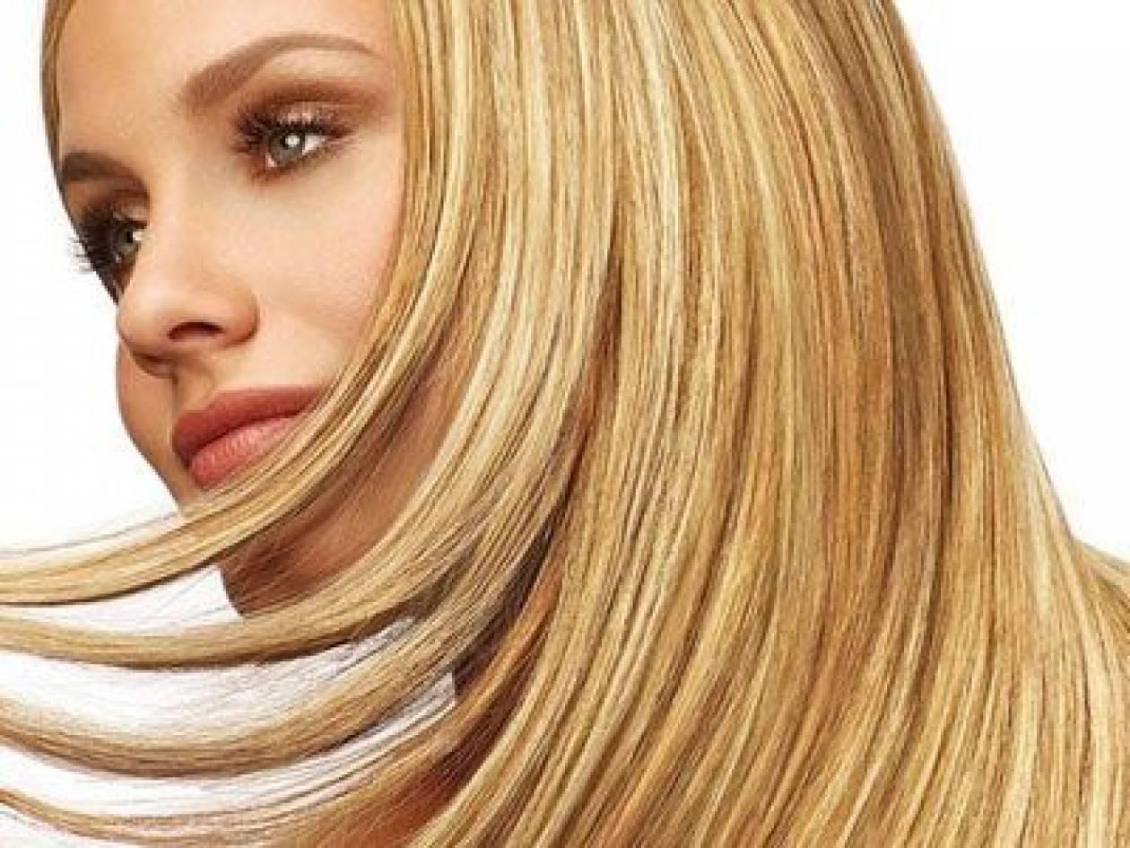 Διατροφή για υγιή μαλλιά