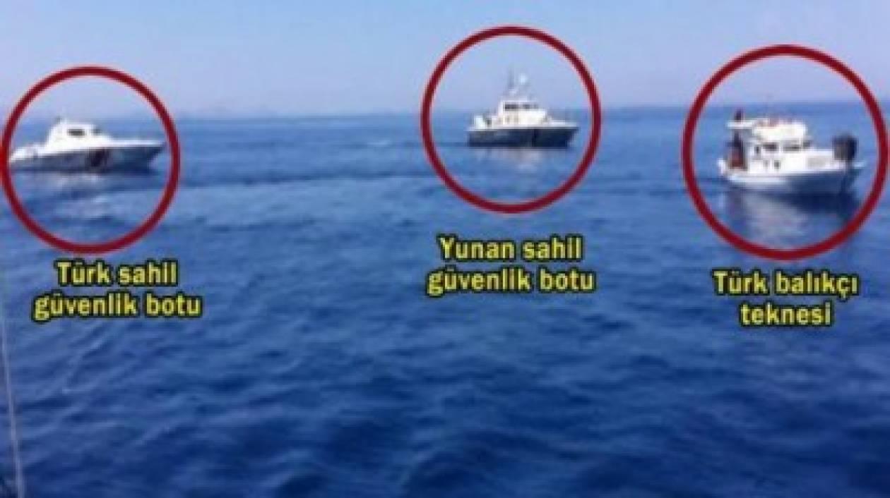 Νέα πρόκληση των Τούρκων στα Ίμια!