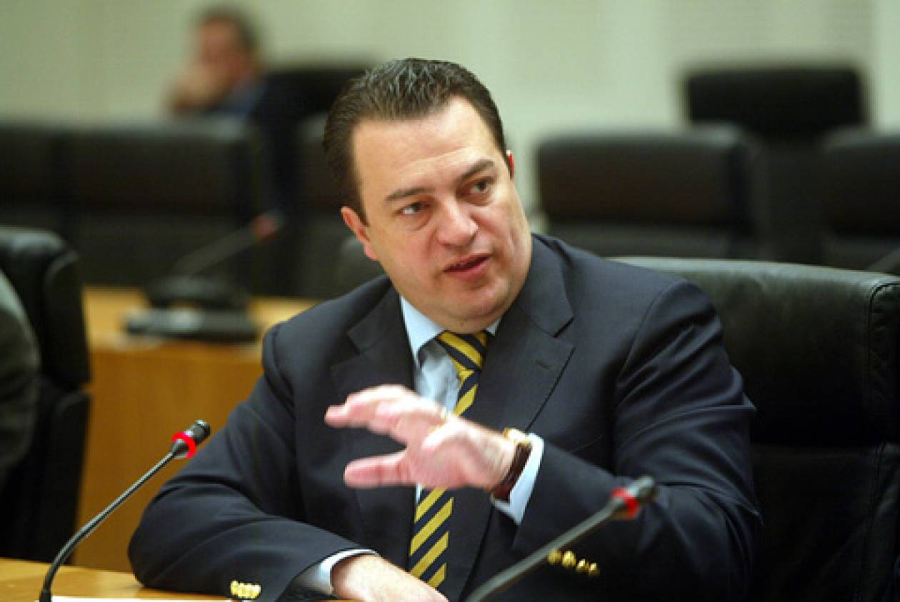 Ευρ. Στυλιανίδης: Ύποπτο να μιλούν για τον Καραμανλή