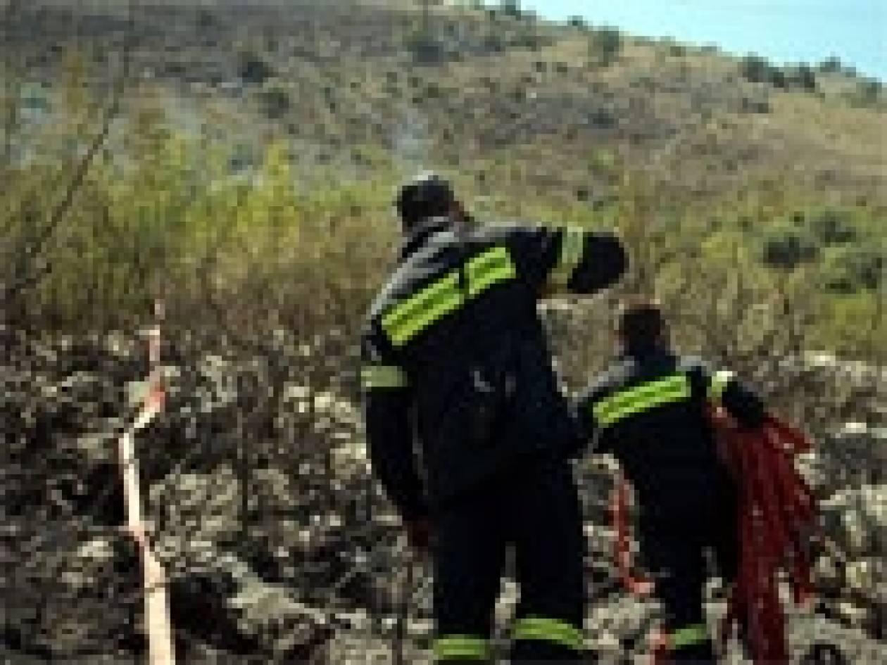 Σύλληψη 38χρονου για τη φωτιά στη Ζάκυνθο