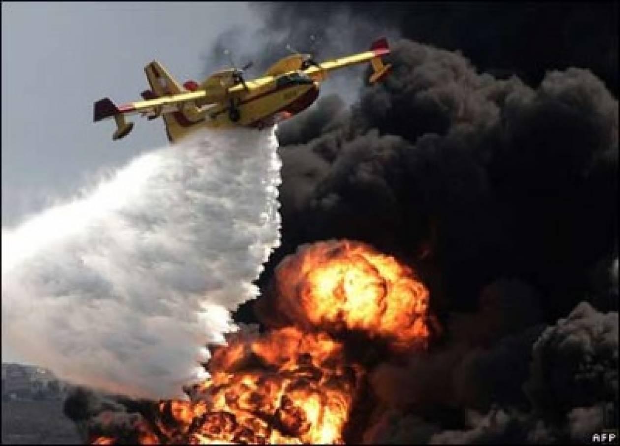 Υπό έλεγχο η πυρκαγιά στη Νέα Πέραμο