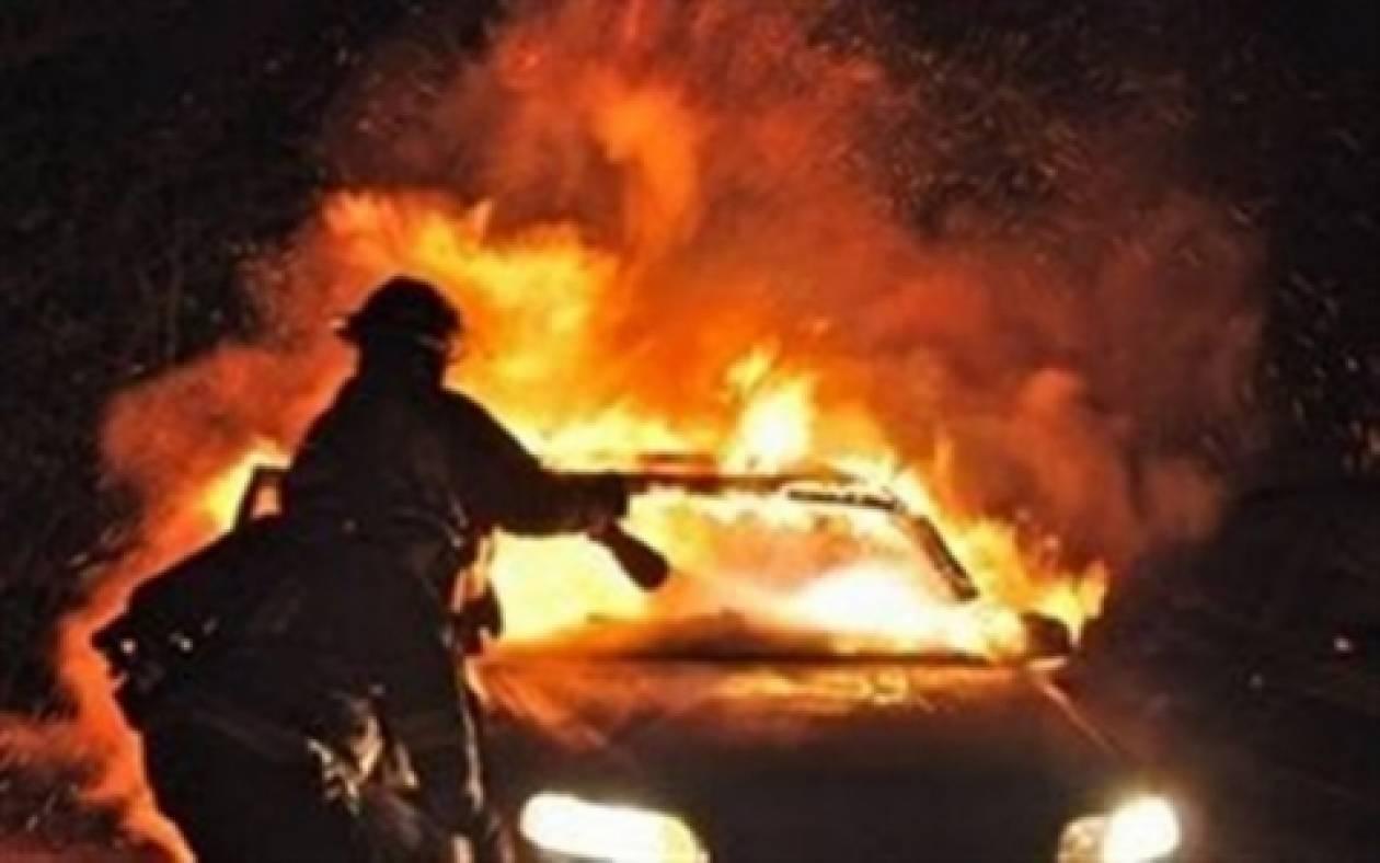 Ανάληψη ευθύνης για τον εμπρησμό 12 οχημάτων του ΟΤΕ