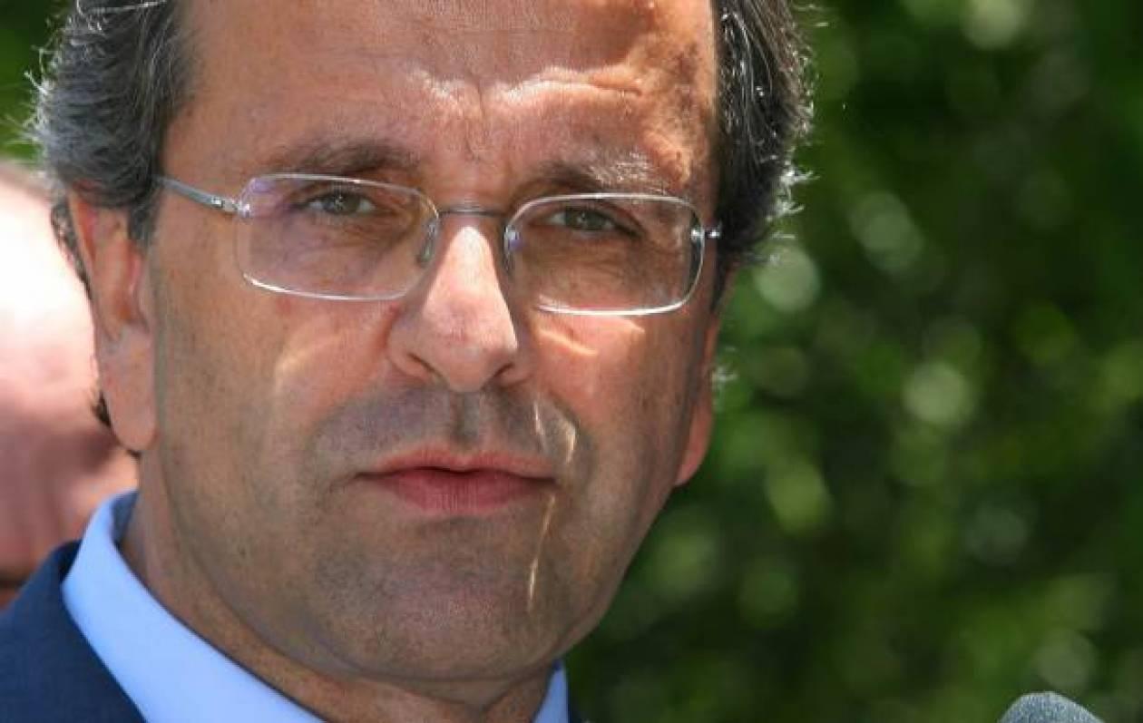Σαμαράς: Θα πράξω ότι είναι δυνατόν για να καταβληθούν οι γερμανικές οφειλές στην Ελλάδα