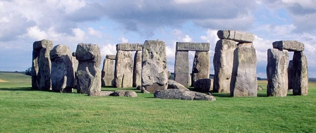 Τι εμφανίστηκε σε απόσταση αναπνοής από το Stonehenge;