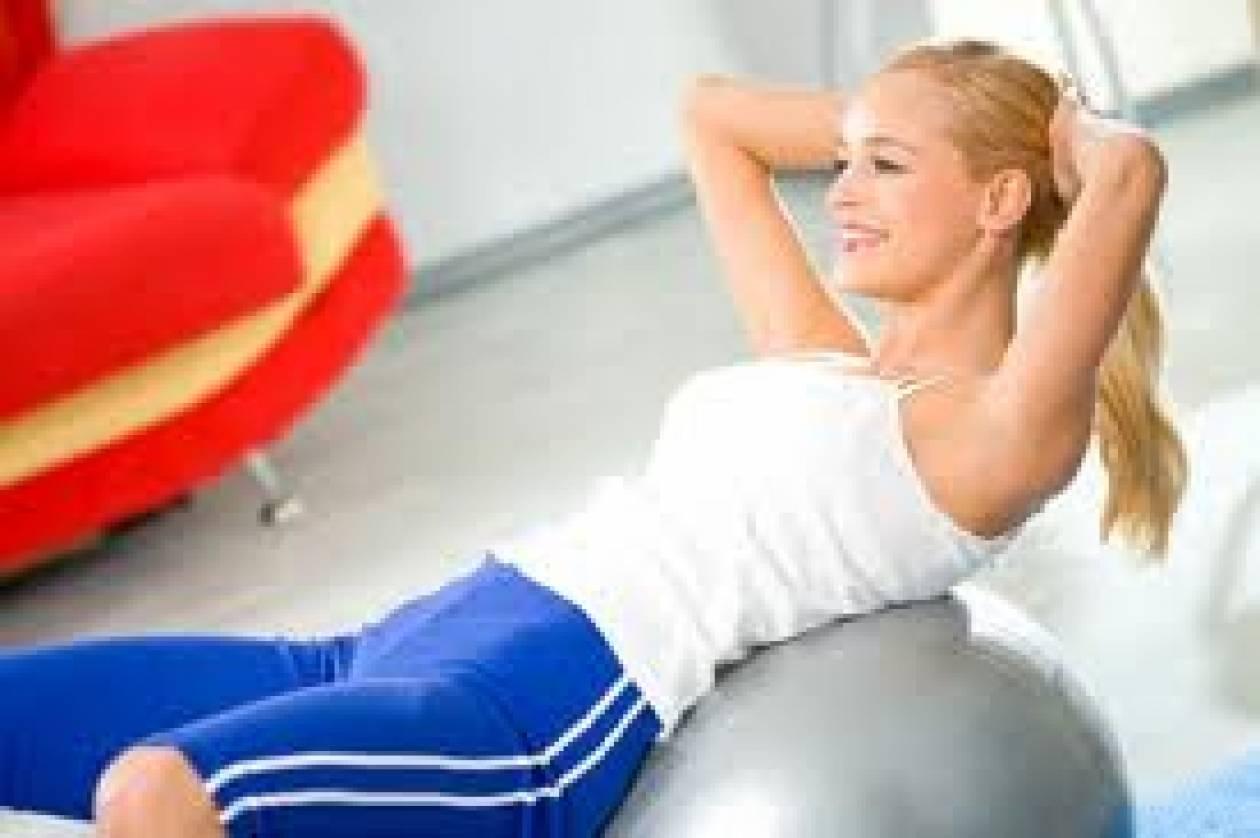 Η γυμναστική προστατεύει τις γυναικείες καρδιές