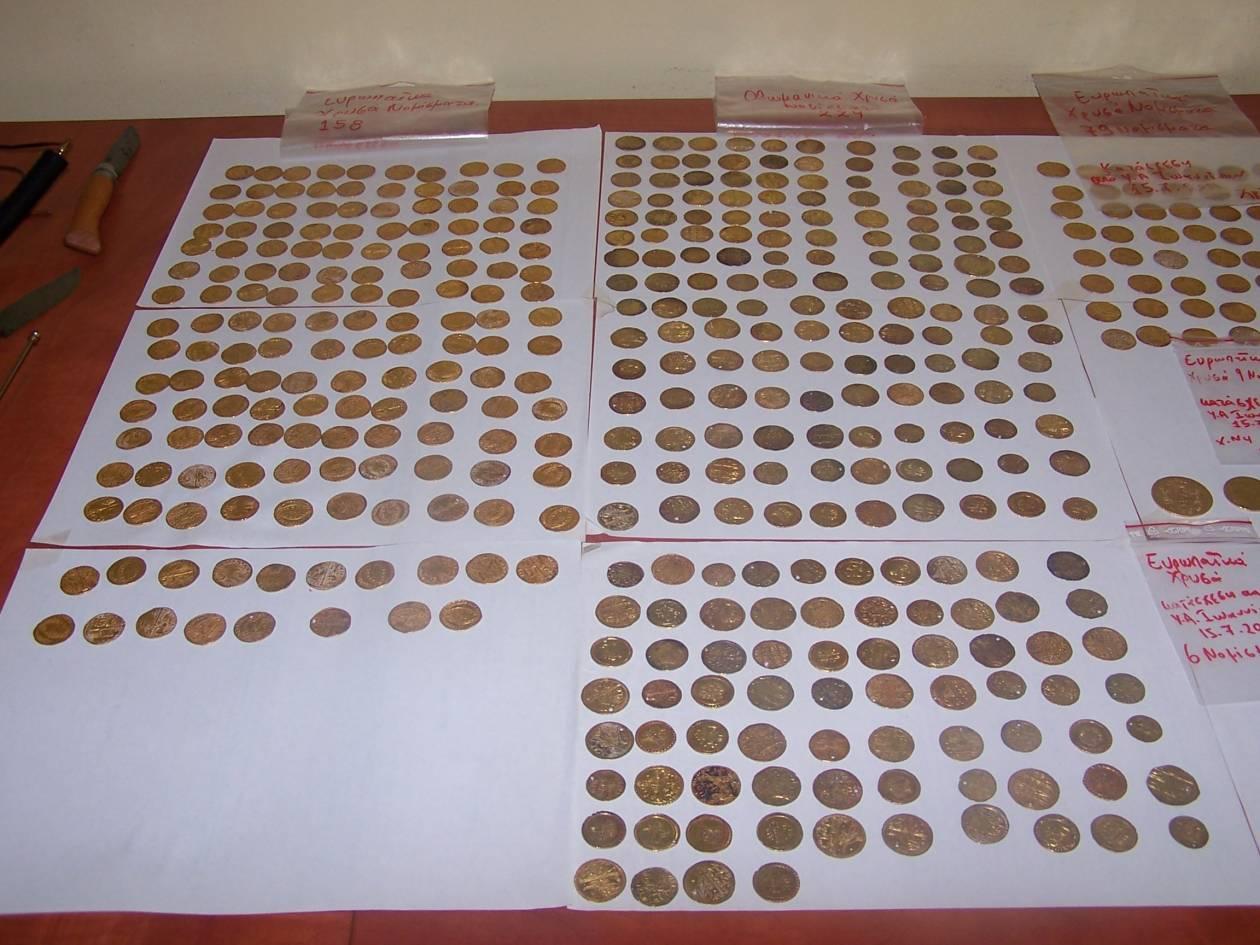 Συνελήφθησαν αρχαιοκάπηλοι στα Ιωάννινα