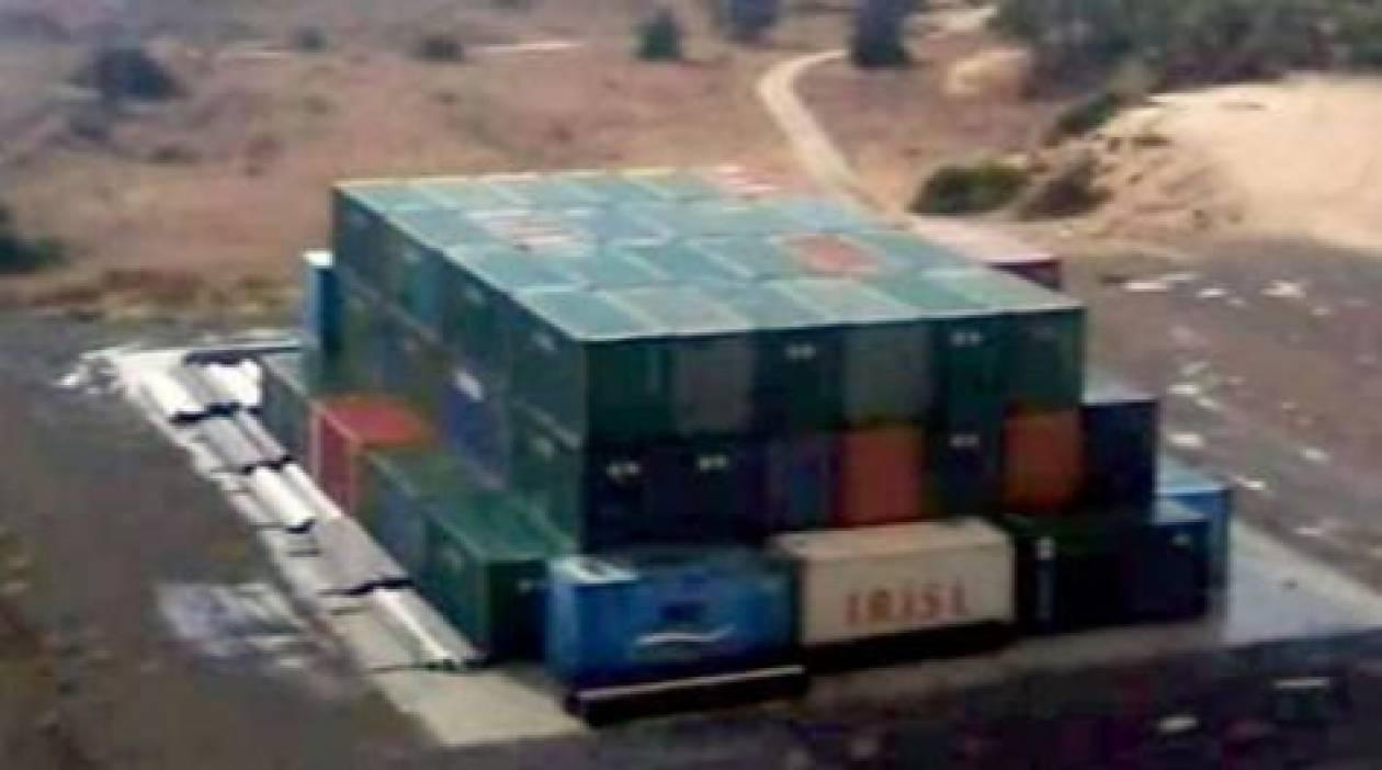 Αποκλειστικό: Επικίνδυνο φορτίο με εκρηκτικά στο Λαύριο