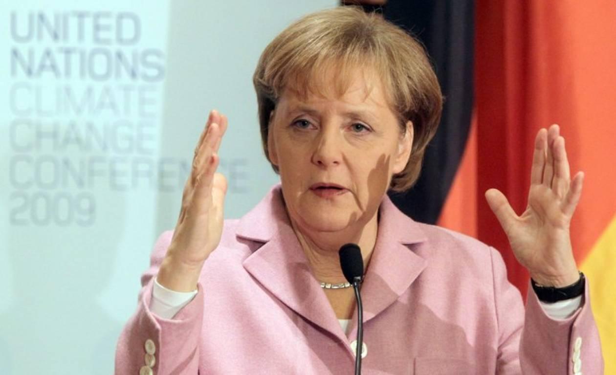 Υπέρ μιας Ευρωπαϊκής υπηρεσίας αξιολόγησης η Μέρκελ