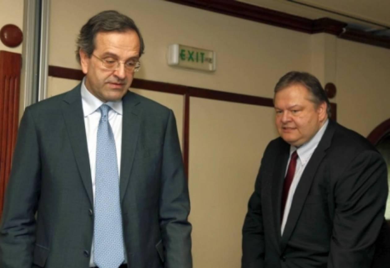 Βενιζέλος: «Τα τρία μεγάλα ατοπήματα του κ. Σαμαρά»