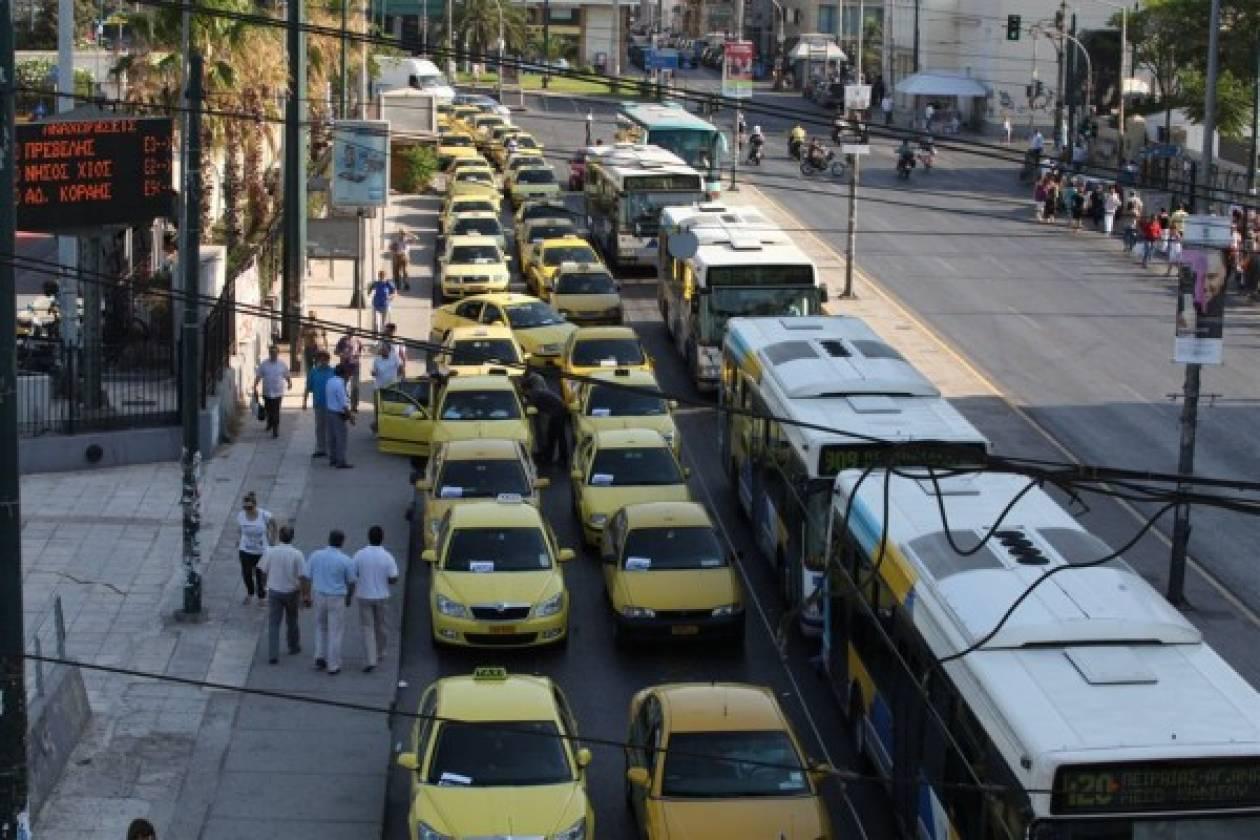 Αποκλειστικό: Επ' αόριστον η απεργία των ταξιτζήδων!
