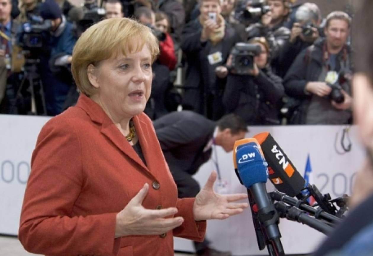 Μέρκελ: «Η Σύνοδος Κορυφής δεν θα δώσει θεαματική λύση σε όλα τα προβλήματα»