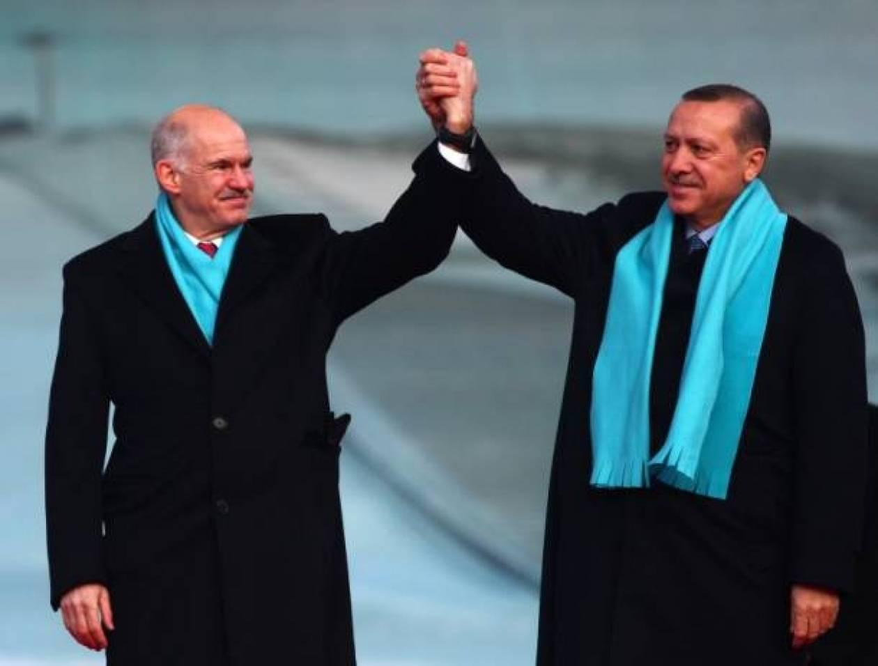 Ο Γιωργάκης ξεπουλάει Ελλάδα και Κύπρο στον Ερντογάν!