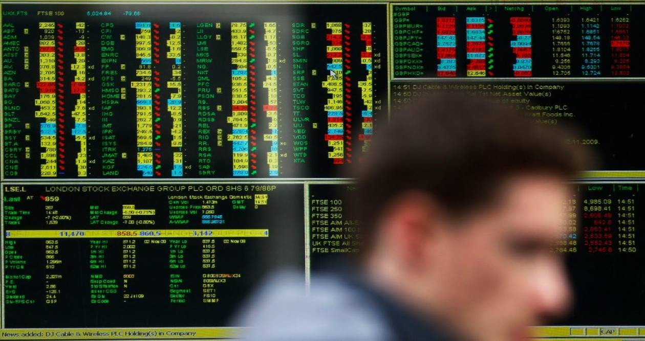 Πανηγυρική κούρσα ανόδου στις αγορές