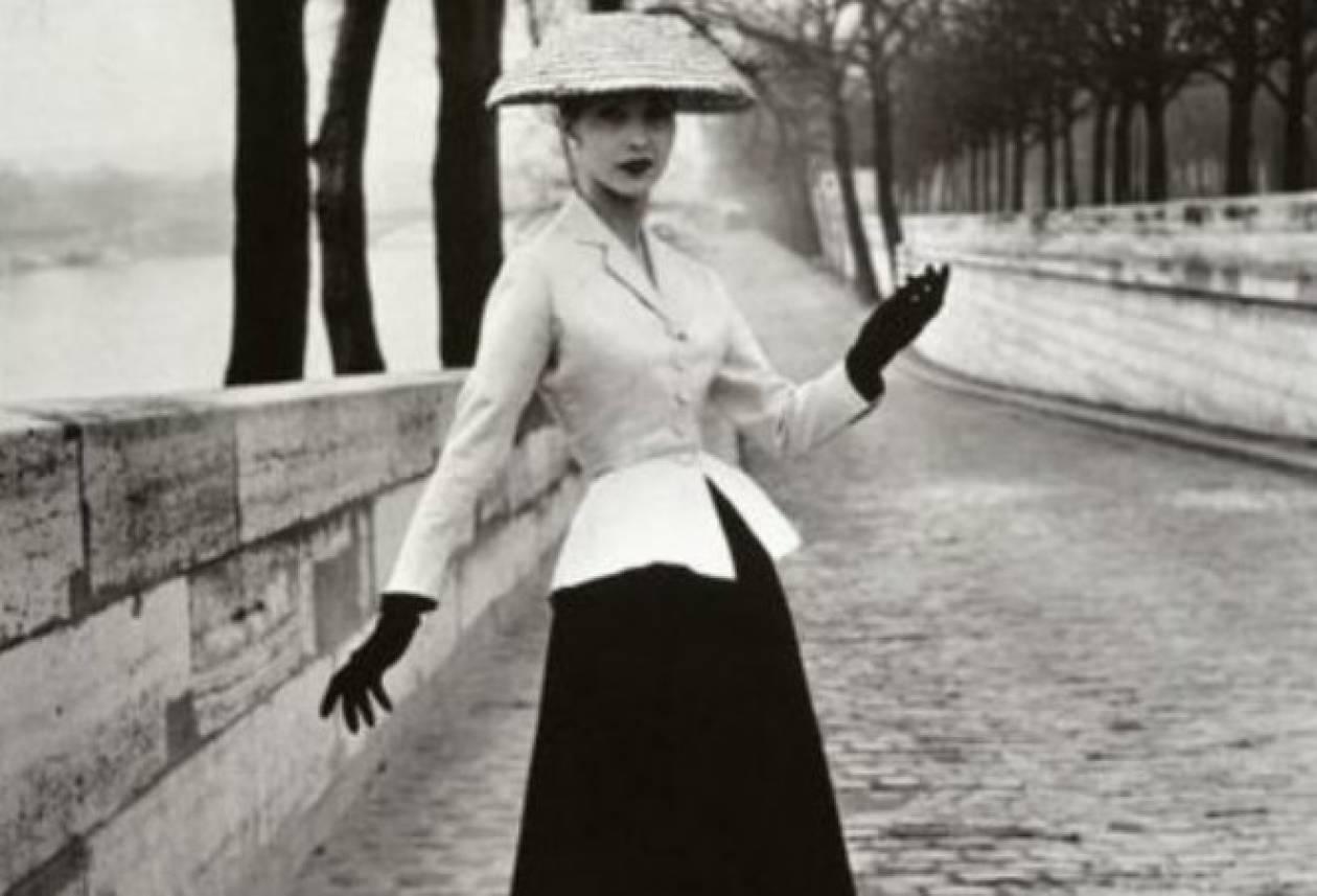 The New Look: ο Dior αλλάζει τη γυναικεία σιλουέτα