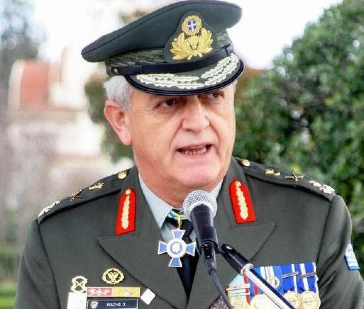 Κύπρος: Ορκίστηκε ο νέος Αρχηγός της Εθνικής Φρουράς